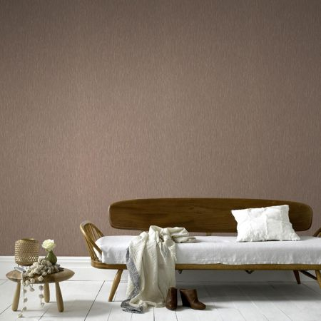 Graham & Brown Chocolate latte heston wallpaper