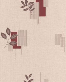 Graham & Brown Red mellow wallpaper