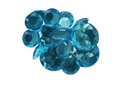 Graham & Brown Sapphire mixed stone wall art