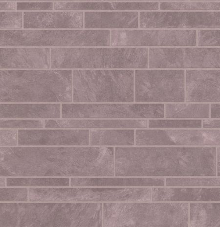 Graham & Brown Grey slate tile wallpaper