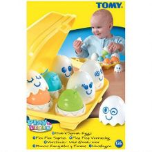 Tomy Tomy - hide `n` squeak eggs