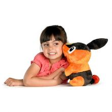 Talking soft toy - tepig