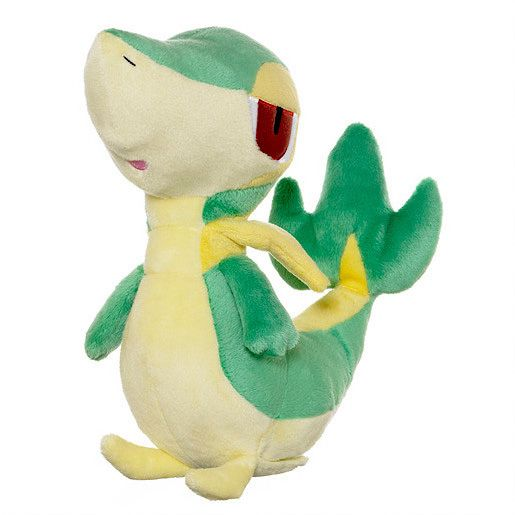 Talking soft toy - snivy
