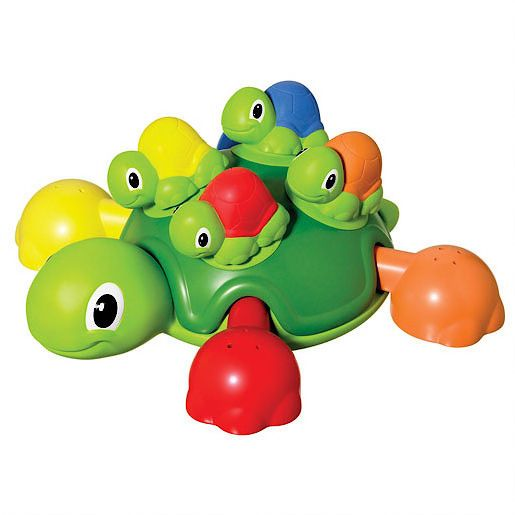 Aqua fun turtle tots bath time fun