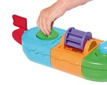 Tomy Mix & Match Motorboat Bath Toy