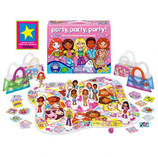 Orchard Party party party game