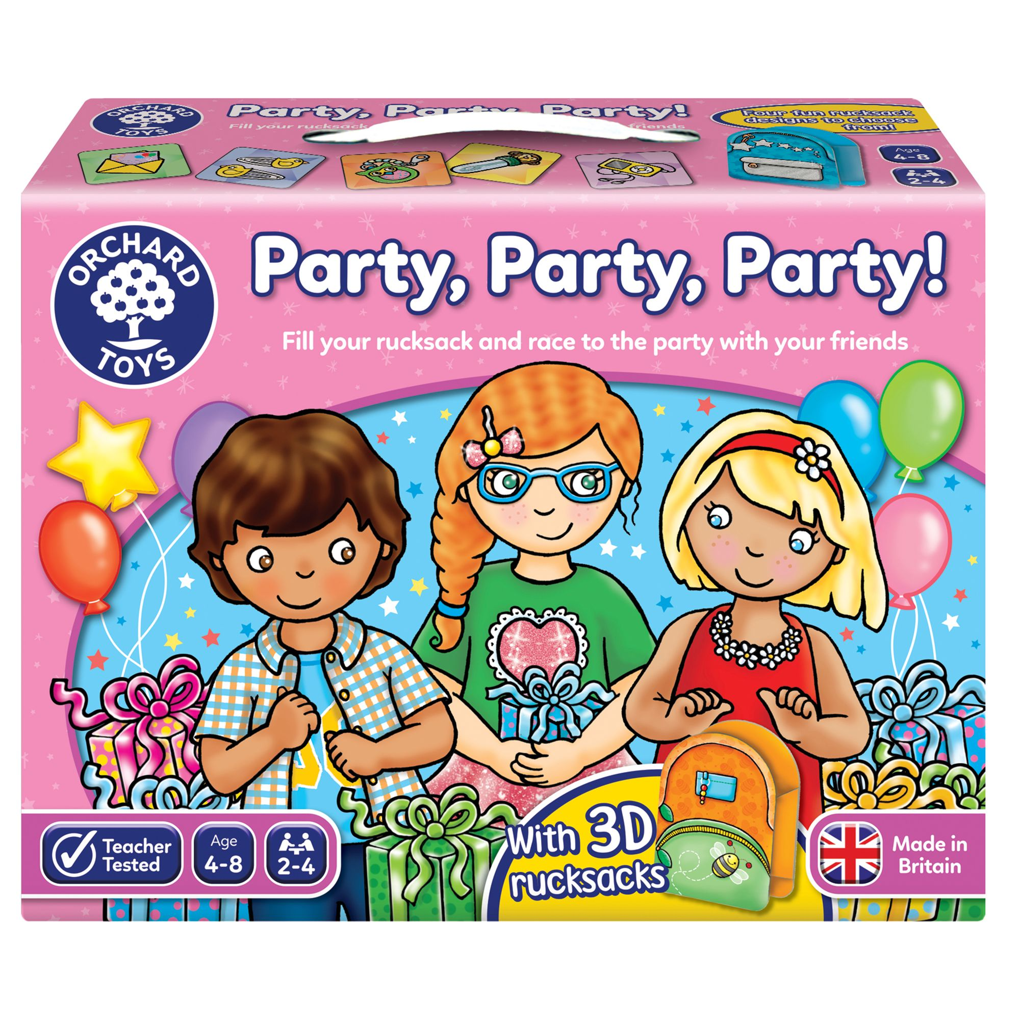 Image of Orchard Party Party Party Game