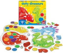Orchard Dotty Dinosaurs Matching Game