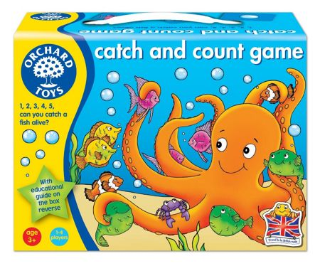 Orchard Catch and Count Game