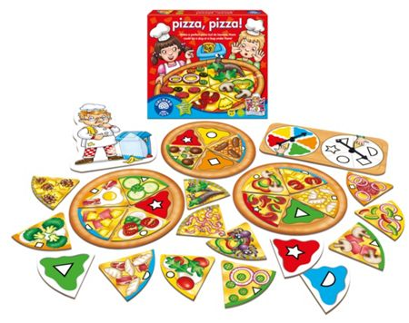 Orchard Pizza Pizza! Game