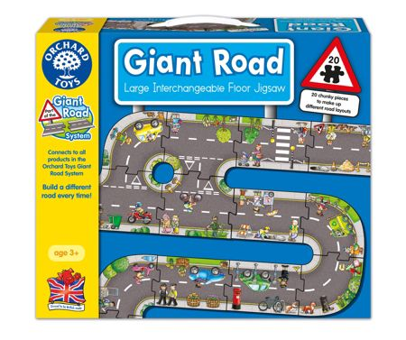 Orchard Giant Road Puzzle