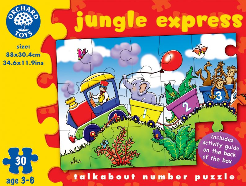 Orchard Jungle Express