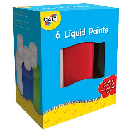 Galt Liquid paints art set