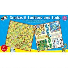 Galt Snakes & Ladders And Ludo