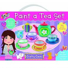 Galt Paint a tea set
