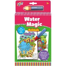 Galt Water Magic Animals Drawing Book