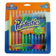 Paintastics 12 classic colours
