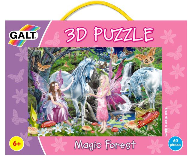 Galt 3D Magic Forest Puzzle