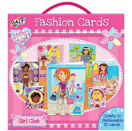 Galt Fashion Cards