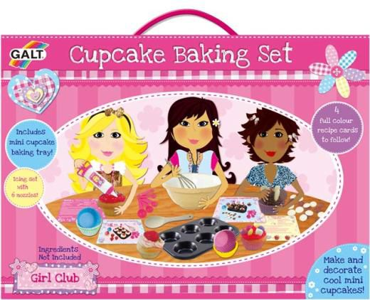 Galt Cupcake Baking Set