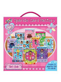Sparkle card factory