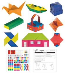 Origami crafts kit
