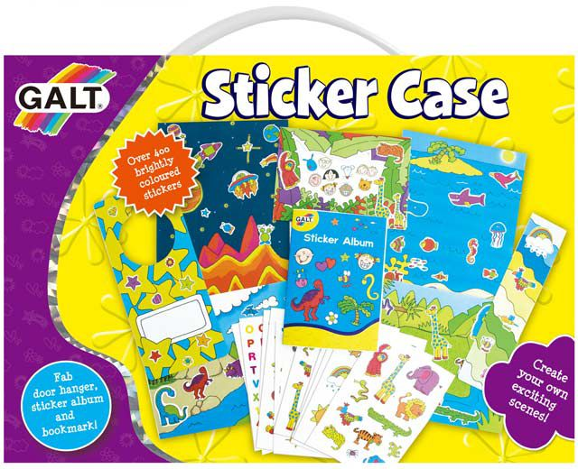 Galt Sticker Case