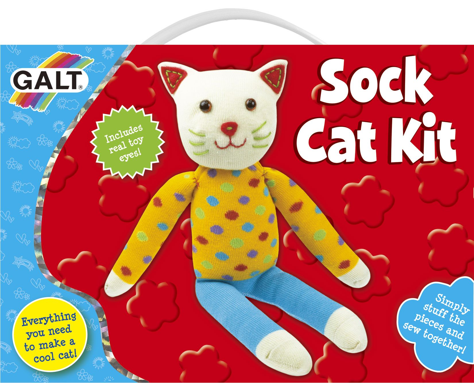 Galt Sock Cat Kit
