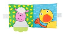 Galt Teether soft book - farm