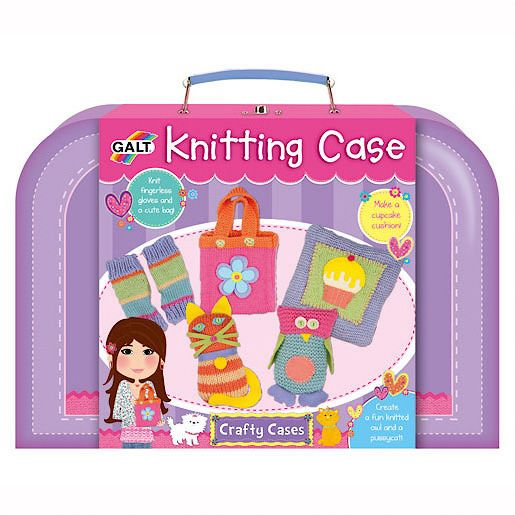 Knitting case