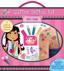 Galt Glitter Tattoo Kit