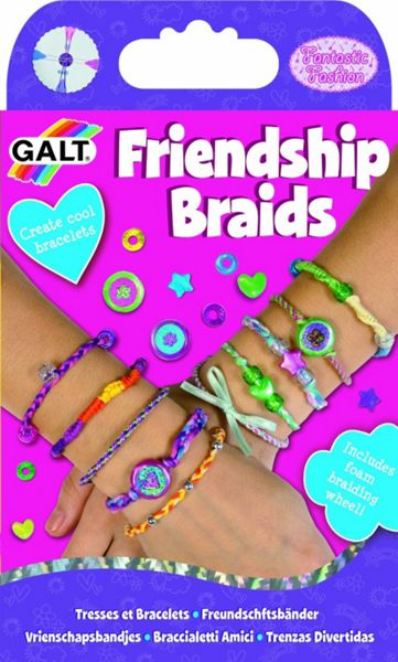 Galt Friendship Braids