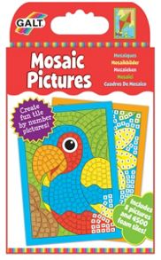 Galt Mosaic Pictures Art Set