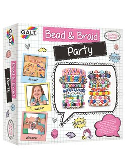 Bead & Braid Party