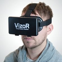Red 5 Vizor VR Glasses
