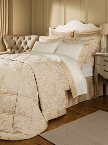Limoges Single Bedspread Gold