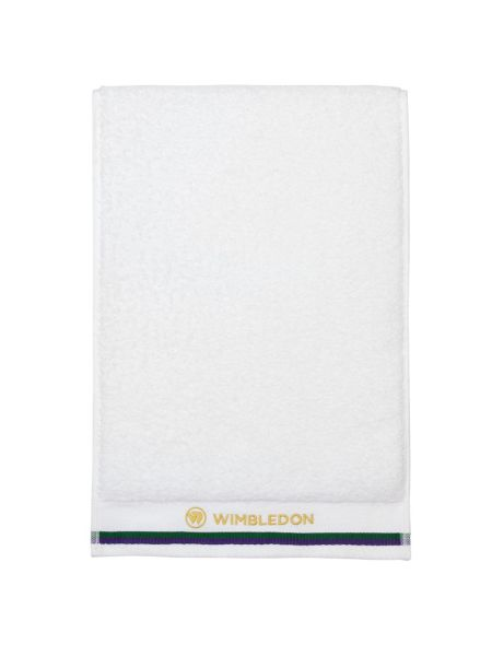 Christy Wimbledon sports towel white