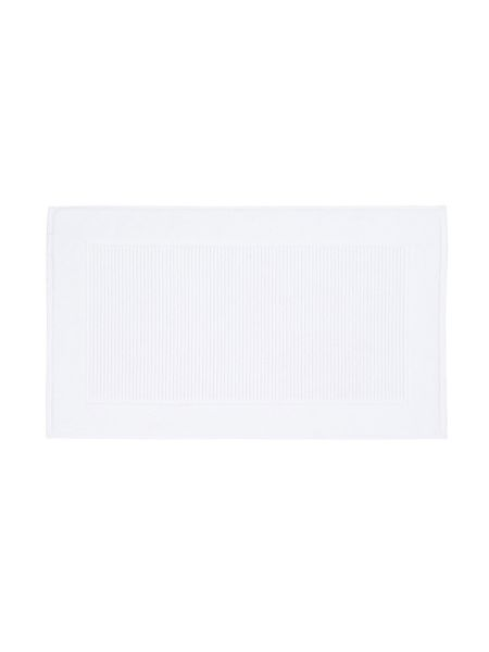 Christy Supreme hygro bath mat white