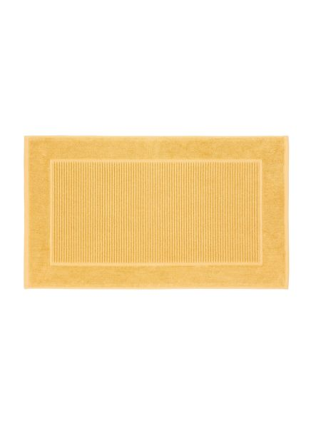 Christy Supreme hygro bath mat honey