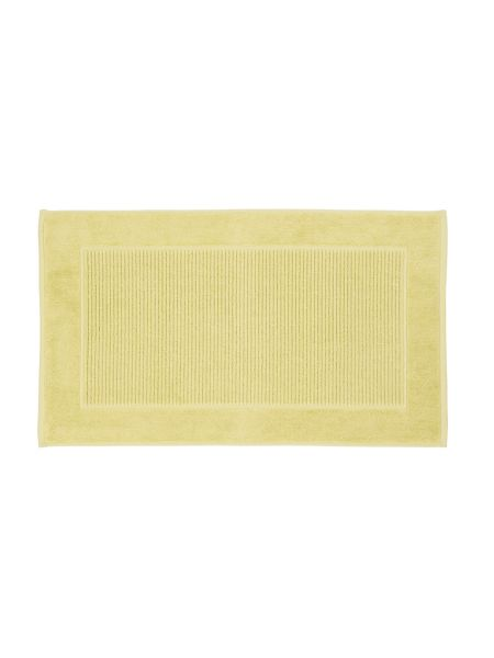 Christy Supreme hygro bath mat limeade