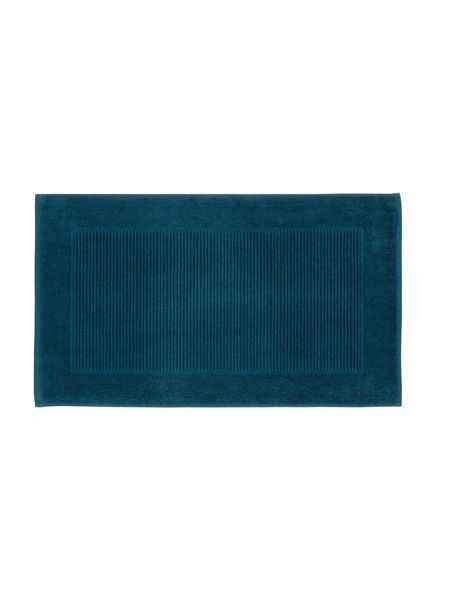 Christy Supreme hygro bath mat petrol
