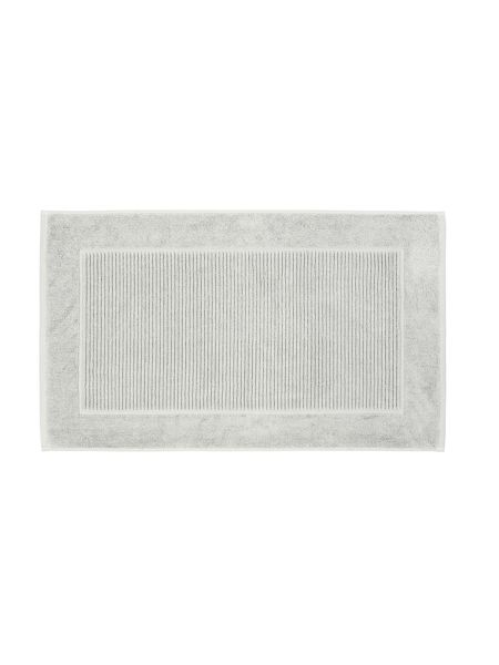 Christy Supreme hygro bath mat silver