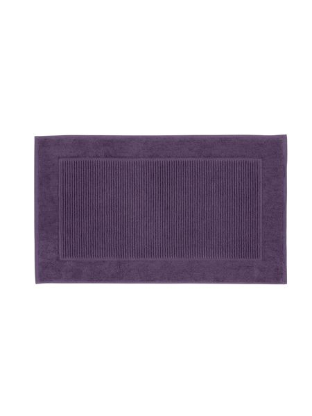 Christy Supreme hygro bath mat thistle