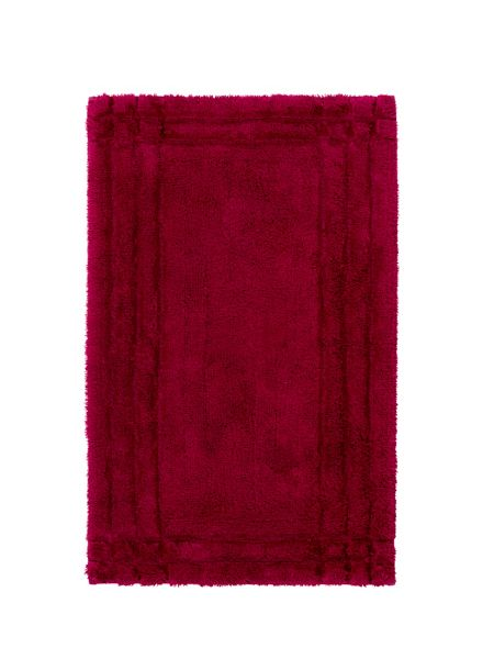 Christy Small rug raspberry