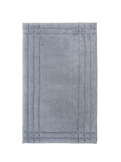 Small rug silver