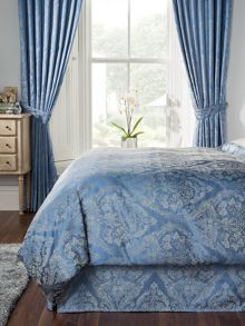 Byron curtains 66x90 smokey blue