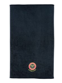 Christy Wimbledon hand / guest towels charcoal