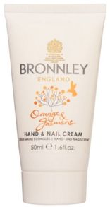 Bronnley Bronnley Orange & Jasmine Hand and Nail Cream 50m