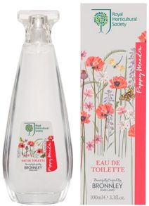 Bronnley RHS Poppy Meadow Eau De Toilette