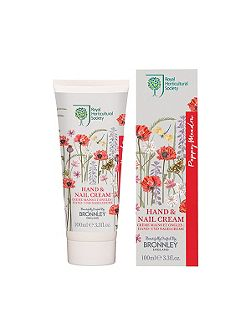 RHS Poppy Meadow Hand Cream